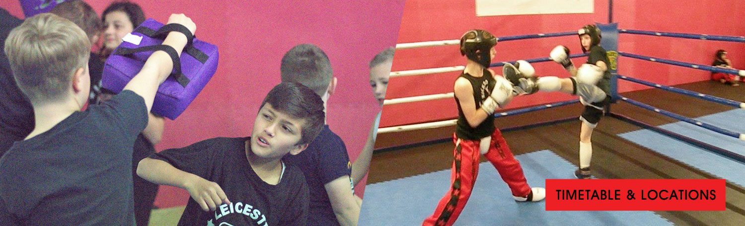 Martial Art Classes for kids in Leicester