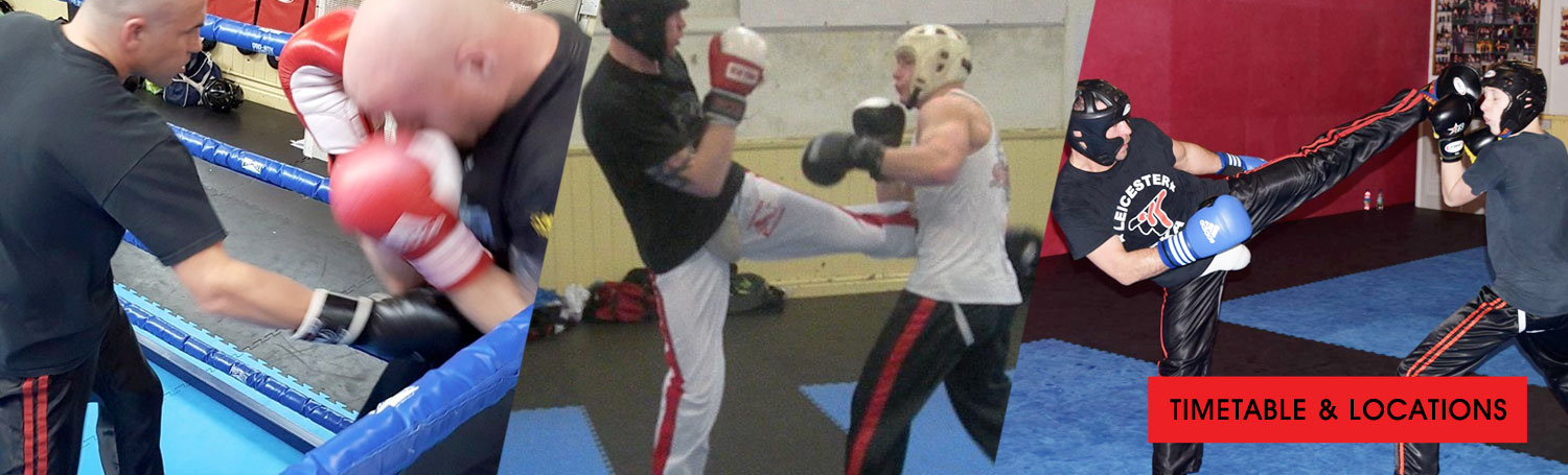 PKA Kickboxing Sparring Seesions Learn to fight